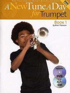 Thomson: A New Tune A Day  Trumpet - Book 1 (DVD Edition)