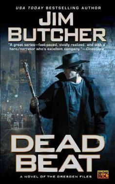 """Dead Beat: A Novel of the Dresden Files (The Dresden Files #7)- Jim Butcher. """"Polka will never die!"""""""