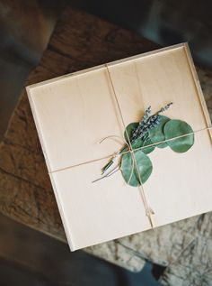 Teak & Twine packaging, photo by Erich McVey and styling by Joy Proctor