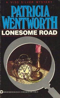 Lonesome Road by Patricia Wentworth Worth getting Kindle Unlimited to have access to these classic mysteries! Crime Fiction, Fiction Novels, Pulp Fiction, Detective, Story Writer, Vintage Book Covers, Popular Books, Cozy Mysteries, Agatha Christie