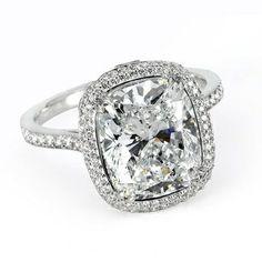 cushion cut diamond engagement rings future-wedding-3