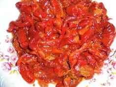 Bucataria cu noroc - Salata de ardei copti
