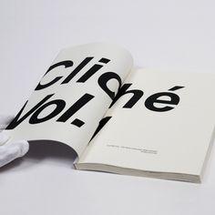Cliche Vol 1 - a, b via rawwar. Click on the image to see more!