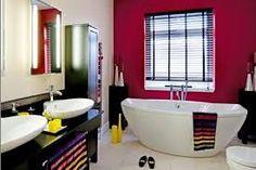 Needing some budget friendly bathroom renovation ideas? Check out these six budget bathroom makeover ideas for some inspiration. Family Bathroom, Budget Bathroom, Bathroom Renovations, Bathroom Interior, Modern Bathroom, Beautiful Bathrooms, Bathroom Ideas, Bathroom Feature Wall, Bathroom Photos