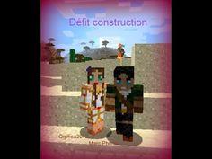 Ep 8 / Défi construction in love / L'étang à monstres et vitres pour les... http://www.helpmedias.com/minecraft.php