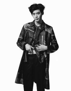 Lee Jong Suk - Nylon Magazine October Issue '14