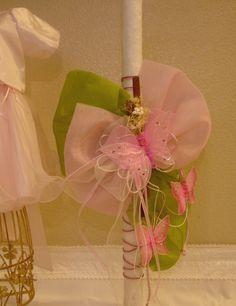 Lambades - Baptismal Candles  Karamela Designs is amazing!!!!!