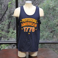 The Professional American Party Tank Top