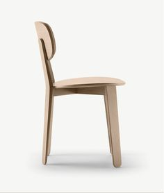 Samuel Accoceberry . triku chair, for Alki