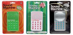 SOUND MACHINES | shedsimove.com