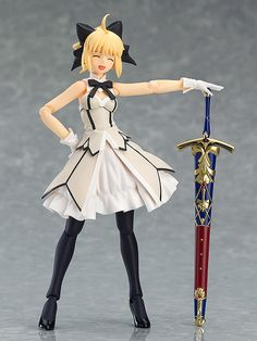 """[Max Factory] Figma """"Saber Lily"""""""