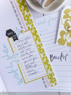 Heidi Swapp Journal Studio and Making Lists by Jamie Pate Just Go, Give It To Me, Writing Problems, Daily List, Making Goals, List Maker, Prayer List, List Challenges, Writing Lists