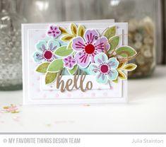 Hello Flashy Florals