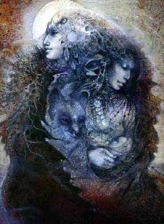 "Susan Seddon Boulet, ""Mother Earth/Father Sky"""