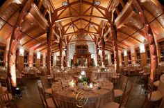 Schlitz Audubon Nature Center Wedding - Milwaukee, WI - Inexpensive place to have a kosher wedding.