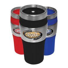 16 oz. Color Fusion Tumbler Promotional Giveaways, Ny Usa, Tumbler, Mugs, Tableware, Color, Dinnerware, Drinkware, Tumblers