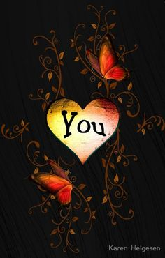 You... Karen Helgesen