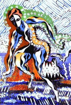 Sunrise - Francis Picabia