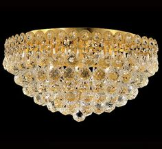 The Century Collection is a classic century French inspired ceiling light consisting of flowing lines of light refracting crystals gently dropping down Crystal Ceiling Light, Crystal Pendant Lighting, Ceiling Lights, Candelabra Bulbs, Large Crystals, Chrome, Glow, Chandeliers, Collection