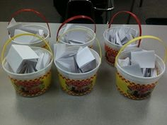 """""""Bucket O Lies"""": Great for order of operations and equations/inequalities"""