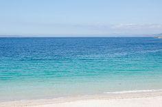 Playa Areacoba, Cangas