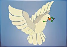 C8 Curwood - I made this today in Adobe  #Illustrator  its a #peace   #dove  its got a lot of work to do so share it round if you think every man, woman and child and even the family pet has the right to sleep at ease every night.