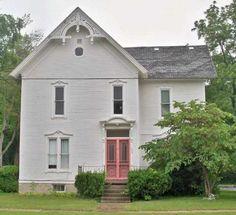 c. 1890 - Allegan, MI - $79,000 - Old House Dreams