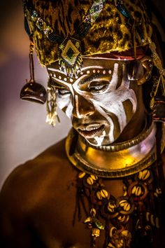 Aztec Jaguar Warrior