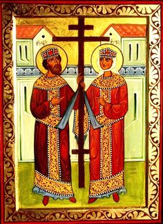 St. Constantine & St. Helen