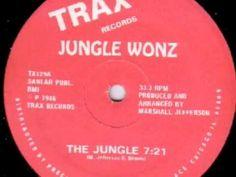 Jungle Wonz - The Jungle