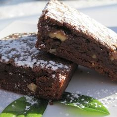 High Altitude Deep Dish Brownies Recipe - Allrecipes.com