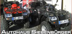 Ab sofort: Quadvermietung bei Siebenbürger Zwei Explorer ATVs vom Typ 500 One kann man sich ab sofort stundenweise oder für längere Zeit in der Quadvermietung bei Siebenbürger in Bauzen ausleihen http://www.atv-quad-magazin.com/aktuell/ab-sofort-quadvermietung-bei-siebenburger/