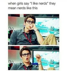 DUH. (FYI this includes all fanboys and geeks)