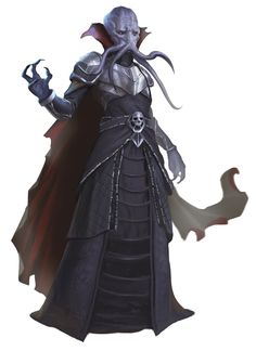Foto: Here's a question for everyone- Is there a current 5th edition pre-published adventure that centers (or has a major part) that deals with beholders and mind flayers? Those are two of my favorite creatures and I would love to run something that was published to get a solid idea of a good way to handle these creatures. Thanks all!