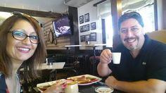 Empezando el lunes con un buen desayuno!!! Hoy nos vamos de revisión!!! #anabelycarlos #lasaludesloprimero