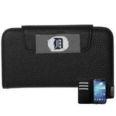 Detroit Tigers MLB Samsung Galaxy S4 Wallet Case