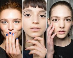 Fall/ Winter 2015-2016 Nail Trends: Short Nails