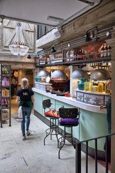The Bar. #restaurant #interior