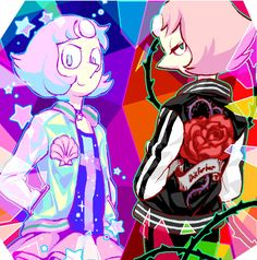 Pearl and Bad Pearl