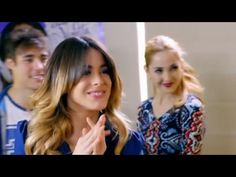 """Violetta 3 - Videoclip: Boycode cantan """"Supercreativa"""" con Martina Stoessel…"""