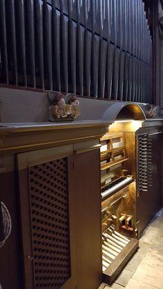 L'orgue Serassi (1790-1828) installé dans l'église paroissiale