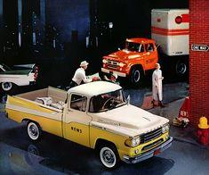1958 Dodge Sweptside 100