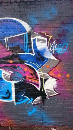 Heath, Cardiff - detail