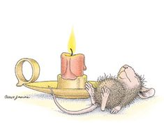 """Have a Peaceful Holiday."" from House-Mouse Designs®"