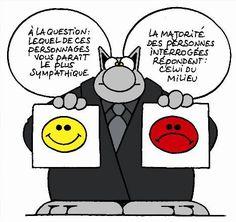 Geluck Le Chat Etre vieux Anniversaire humoristique