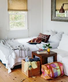 Apartment hunting in New York City is a process marked by compromise: I love the light, but can I live without closet space? Or, the kitchen is great, but what about the bedroom, which is literally a bed-sized room? Many New Yorkers will say that...