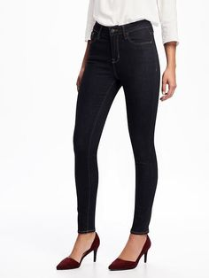 22 Pairs Of High-Waisted Jeans You'll Want To Live In