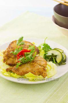 越式豬扒 Vietnamese Pork Chops01
