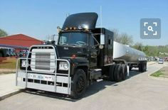 """1973 Mack RS700L """"Rubber Duck"""" from the 1978 action movie """"Convoy"""""""