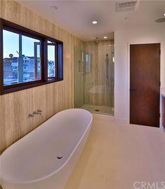 Real Estate - Homes For Sale Hermosa Beach, California Real Estate, Corner Bathtub, Perfect Place, Beach House, Places, Home, Beach Homes, Ad Home